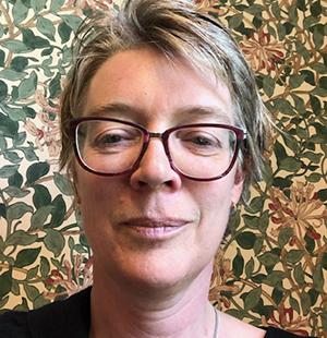 Portrett av Linda Joelsson