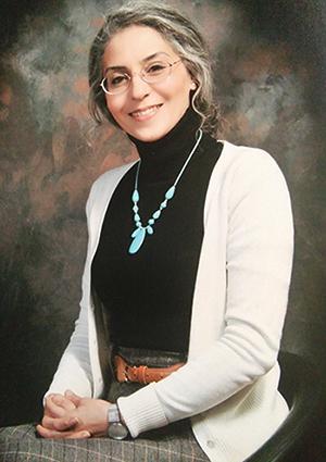 Raha Sabet Sarvestany. Photo