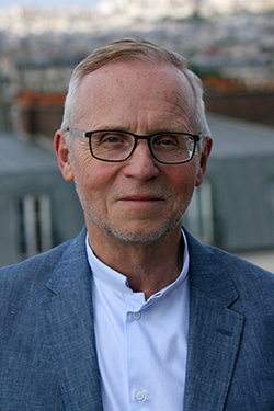 Professor Thomas Römer. Photo