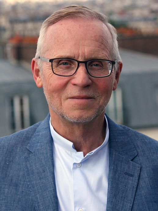 Professor Thomas Römer. Photo