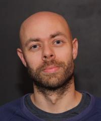 Image may contain: hair, facial hair, face, beard, chin.
