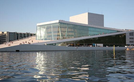 The Oslo Opera house. Photo: Helge Høifødt / Wikimedia Commons