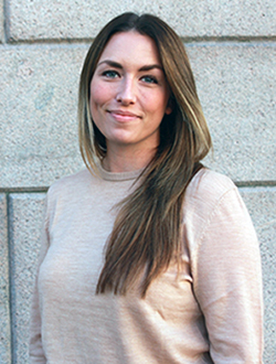 Christin-Helen Vasvik. Foto