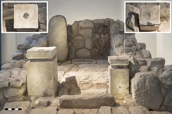 Bildet kan inneholde: stein, vegg, ruiner, antikkens historie, historisk plass.