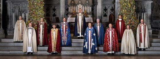 biskopene i den norske kirke