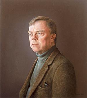 Portrait of Hans M. Barstad